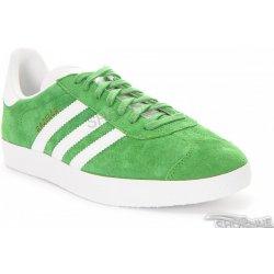 d7317846f Adidas Topánky Gazelle BB5477 Green/White/Goldmt od 83,80 € - Heureka.sk