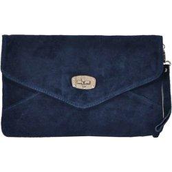 3b18f616a3 listová kabelka z brúsenej kože 22 tmavo modrá alternatívy - Heureka.sk