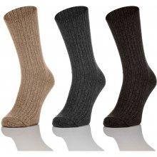 Tak ponožky Merino Line 1085 grafitowy 1edd7bfea0