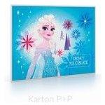 Desky na číslice Frozen 3 98418