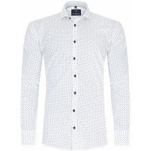 7f7fd68bdf71 Bodkovaná košeľa v klasickom strihu - Valetta