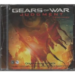 Soundtrack - Gears of War: Judgment (The Soundtrack)