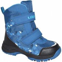 LOAP Chlapčenské zimné topánky Chosee modré