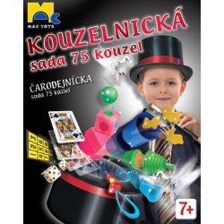 Mac Toys Kúzelnícka súprava 75 kúziel