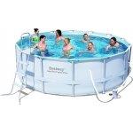 BESTWAY bazén 427 x 122 cm s filtráciou