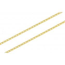 ce9c4bb7e Zlatá detská retiazka zo 14 karátového žltého zlata IZ2732 ...