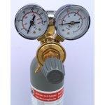 Aqua Nova Redukčný ventil CO2 s manometrom