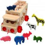 Woody Kamión so zvieratami