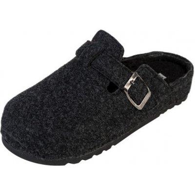 Dámske zdravotné papuče BZ155 čierne
