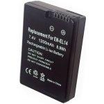 TRX EN-EL14 batéria - neoriginálne
