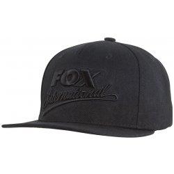 0ac2da436ea Fox Šiltovka Black Camo Snapback Special Cap od 19