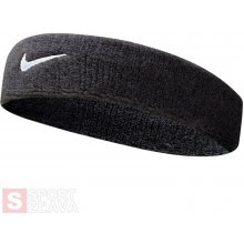 Nike swoosh Sweat headband Black fb0dd23942