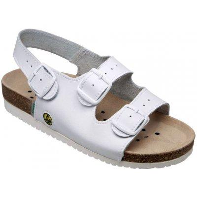 Antistatické zdravotní sandále