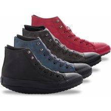 992c55e293dd Vysoká vychádzková obuv Walkmaxx Comfort červená