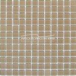 MOSAGRES No-029 Mozaika 30 x 30 cm sklo mocca