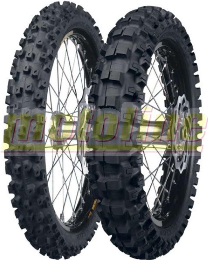 Dunlop 651016 Pneu moto K82