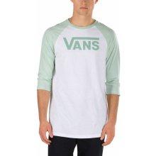 Vans Classic white/split green