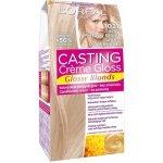 L'Oréal Casting Creme Gloss šetrné zloženie bez amoniaku blond svetlá perleťová 1021