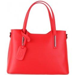 daed046960 talianske kožené kabelky casual Carina veľké A4 červené alternatívy ...