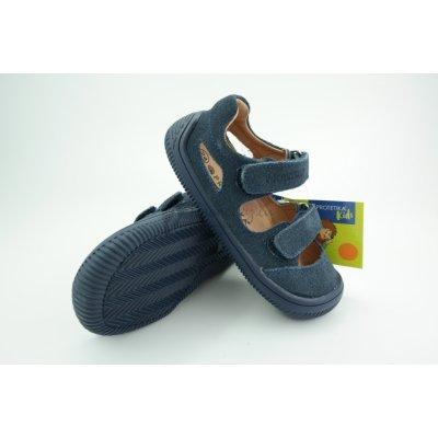 Protetika Detské letné barefoot topánky Berg Marine