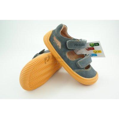 Protetika Detské letné barefoot topánky Berg Gris