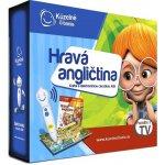 Albi Kúzelné čítanie Hravá angličtina súprava elektronickej ceruzky a knihy