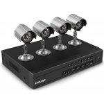 EVOLVE Detective S4C, DVR monitorovací systém