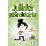 Julinka – malá zverolekárka 3 – Jasličky na farme - Anna Kališková
