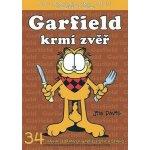 Garfield krmí zvěř (Jim Davis)