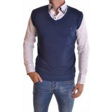 Pánska vesta M:9834 modrá