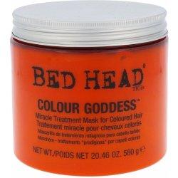 Tigi Bed Head Colour Goddess maska pre farbené vlasy (Miracle Treatment Mask for Coloured Hair) 580 g