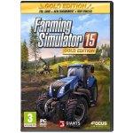 Farming Simulator 15 (Gold)