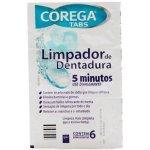 Corega Antibakteriálne tablety blister 6 kusov