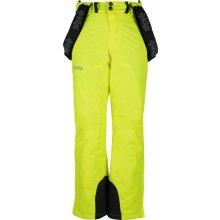 d94ccddb1 KILPI Chlapčenské lyžiarske nohavice MIMAS JB Žltá 19