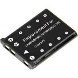 DOERR Olympus LI-40B batéria - neoriginálne