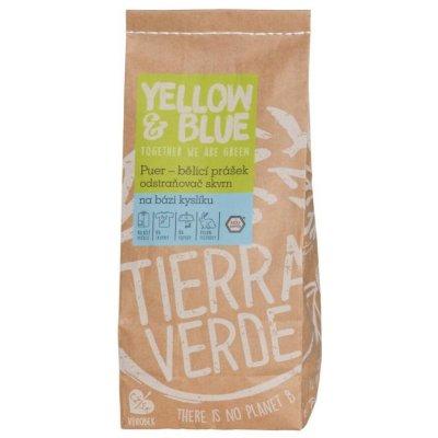 Tierra Verde Puer bieliaci prášok 1 kg