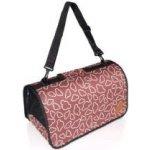 Shopakva Prepravná taška ZANZIBAR XL, hnedá- 49x30x30cm