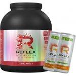Reflex Nutrition 100% Whey Protein 2000 g
