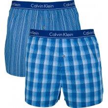 0cc213bb8a pánské trenky Calvin Klein slim fit vícebarevné 2PACK