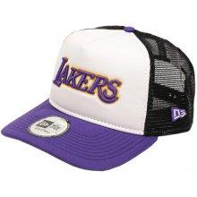 1a43c6c11 New Era Trucker NBA Los Angeles Lakers OTC