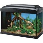 Ferplast akvárium Cayman 50 Professional Black 40 l