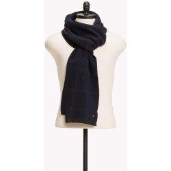 92e161b76c Tommy Hilfiger zimný pánsky šál Knitted Check Scarf alternatívy ...