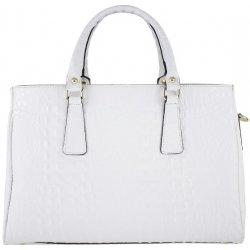 kožená kabelka do ruky biela alternatívy - Heureka.sk b0bf11fee22