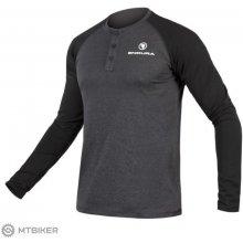58104cb2397b Endura One Clan Henley Raglan L S tričko šedé
