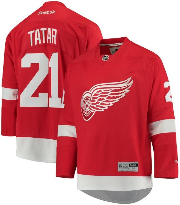 21e402059c7ff Reebok Dres #21 Tomáš Tatar Detroit Red Wings od 149,99 € - Heureka.sk