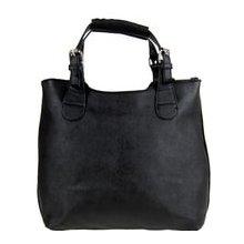 Guess Módní Shopper kabelka do ruky 3036 čierna
