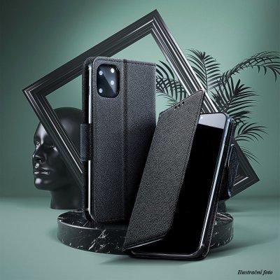 Púzdro TelOne Fancy Diary Samsung Galaxy A500 A5 čierne