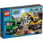 LEGO City 4203 Transportér