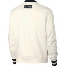 2aca0b5118 Nike biela M NSW NIKE AIR CREW FLC AR1822 133