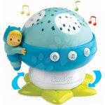 Smoby Svetelný projektor Hríb Cotoons pre bábätká 110109 modrý